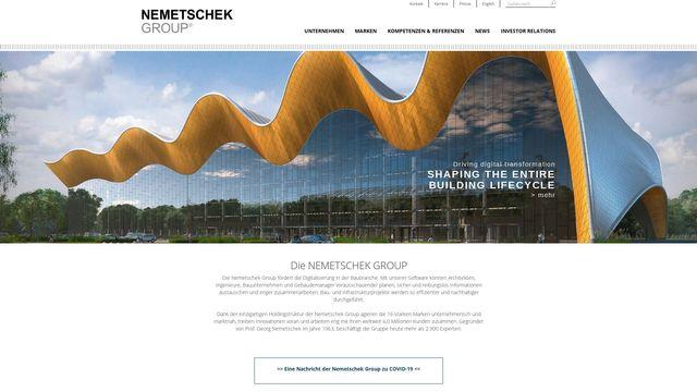 NEMETSCHEK, Inc.