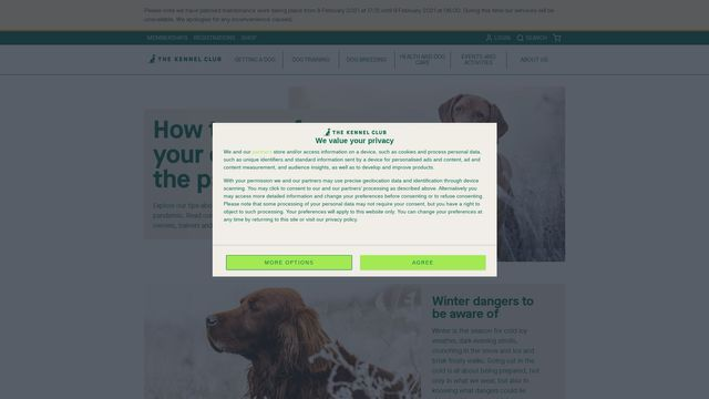 The Kennel Club Limited