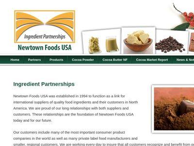 Newtown Foods USA