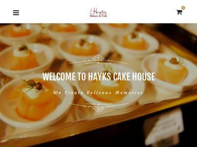 Hayk's Cake House