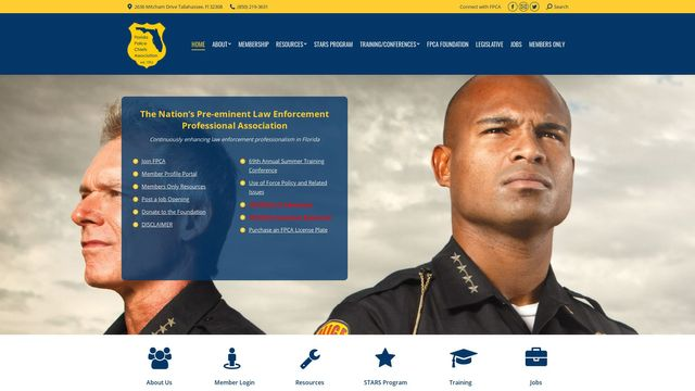 Florida Police Chiefs Education and Research Foundation Inc.