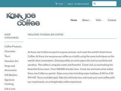 Kona Joe Coffee LLC