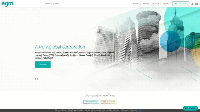 EGM Securities Limited