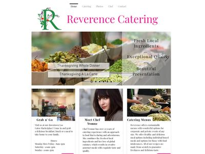Reverence Catering