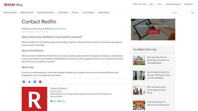Redfin Company