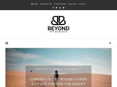 Beyond my Border