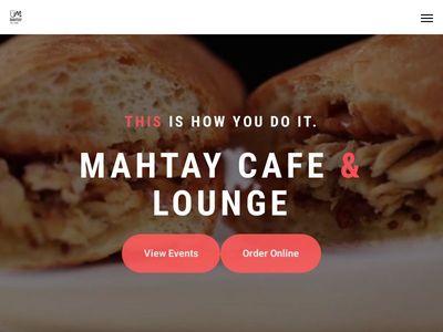 Mahtay Cafe