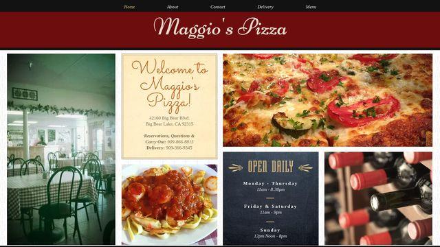 Maggios Pizza