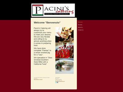 Pacini's Catering