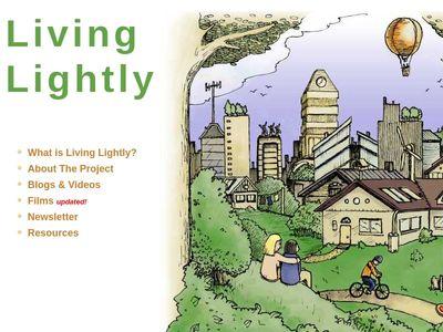 Living Lightly