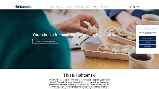 Huhtamaki BCP Ltd