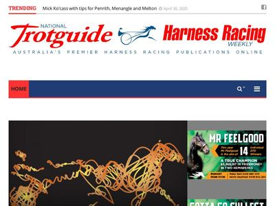 National Trotguide