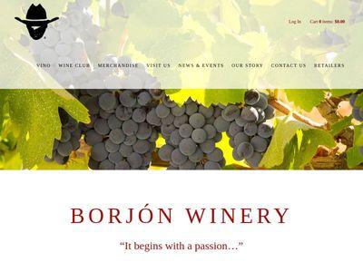 Borjon Winery