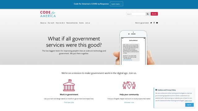 Code for America Labs, Inc.
