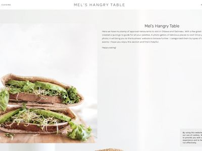 Mel's Hangry Table