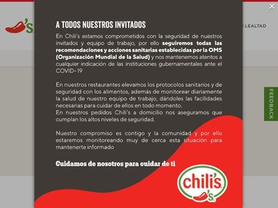 CHILI'S MEXICO