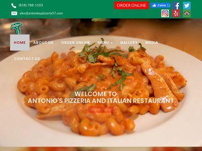 Antonio's Pizzeria and Italian Restaurant