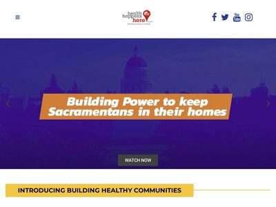 Building Healthy Communities