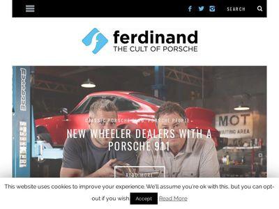 Ferdinand Magazine