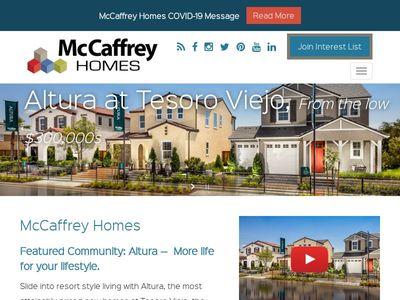 McCaffrey Homes Realty Inc.