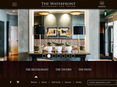 The Waterfront Restaurant and Tavern