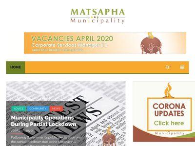 Matsapha Municipality
