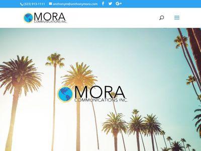MORA COMMUNICATIONS, INC.