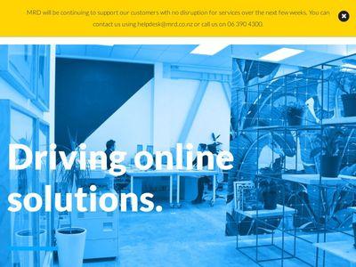 MRD WEB + Digital Marketing