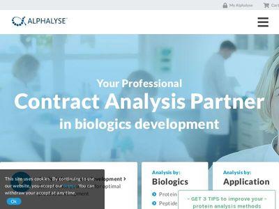 Alphalyse, Inc.