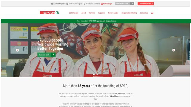 SPAR Group Ltd