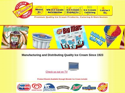 Wonder Ice Cream Company