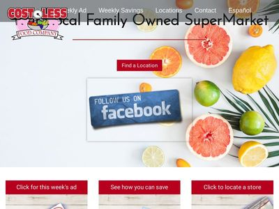 Cost Less Food Company