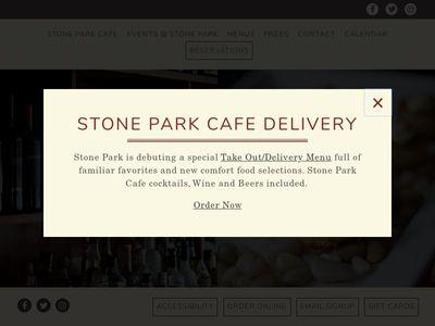 Stone Park Cafe