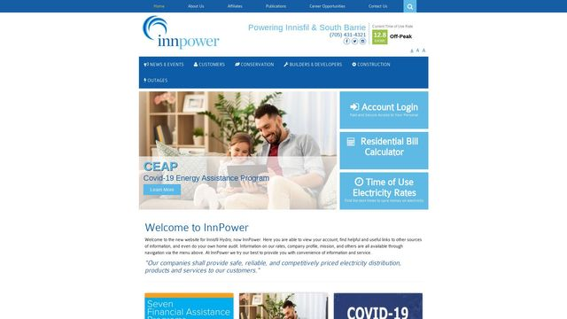 InnPower Corporation