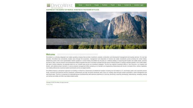 Divco West Real Estate Services, LLC