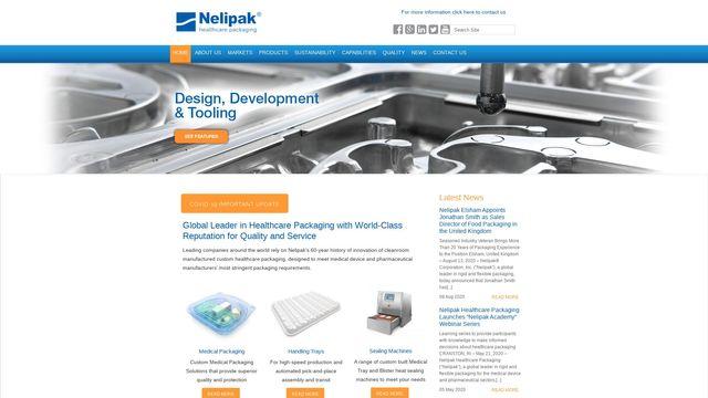 Nelipak Corporation.