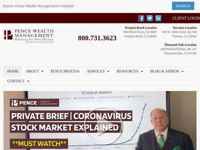 Pence Wealth Management, Inc.