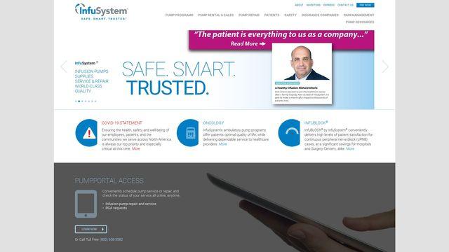 InfuSystem Holdings, Inc.