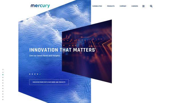 Mercury Systems, Inc.