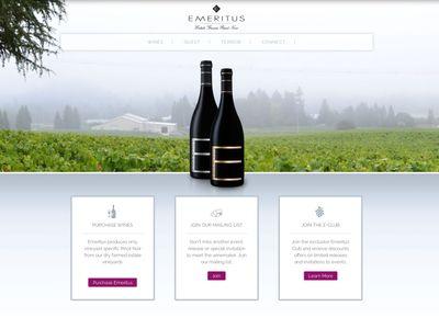 Emeritus Vineyards