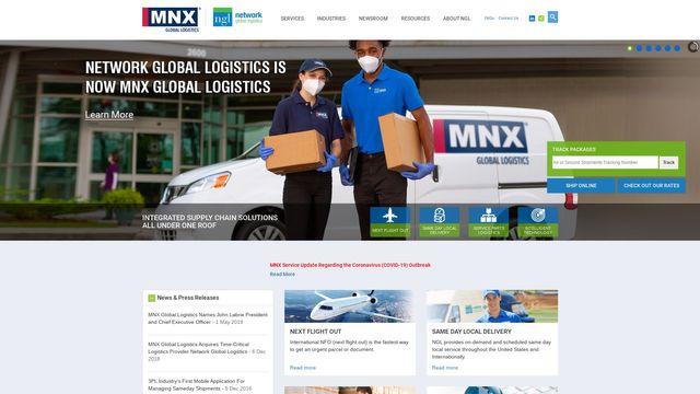 Network Global Logistics