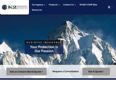 K2 Insurance Brokers and Risk Management