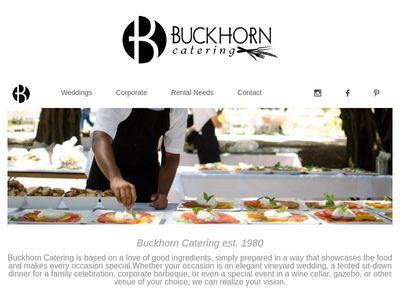 Buckhorn Catering