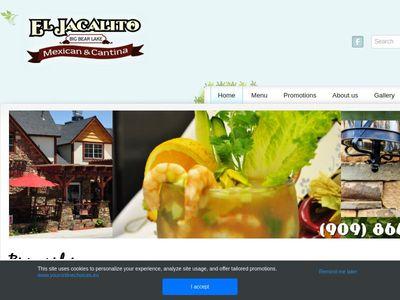 Jacalito Grill, Mexican & Cantina in Big Bear Lake