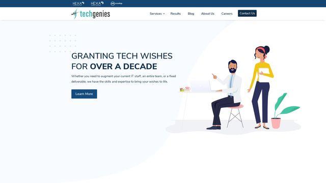 TechGenies LLC