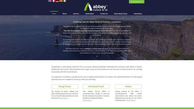 Abbey Ireland & UK