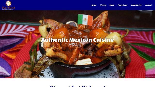 Sol y Luna Mexican Restaurant