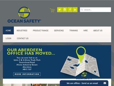 Ocean Safety Ltd