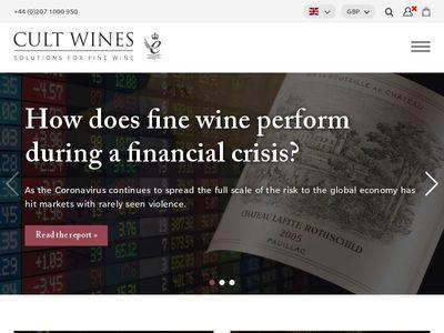 Cult Wines Ltd.