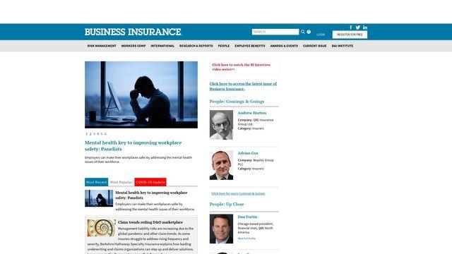 Business Insurance Holdings Inc.